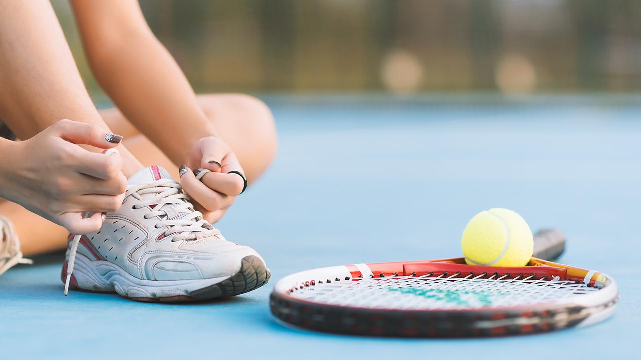 テニスコート上でのマナー